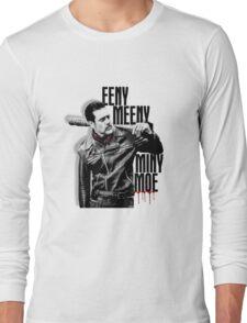 The Walking Dead - Negan Long Sleeve T-Shirt