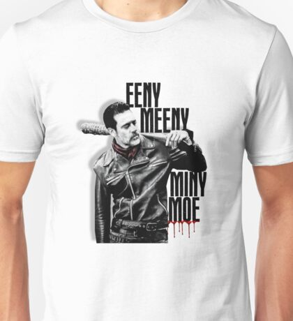 The Walking Dead - Negan Unisex T-Shirt