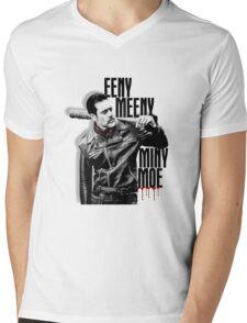 The Walking Dead - Negan Mens V-Neck T-Shirt