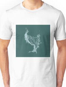 Water splash drawing Unisex T-Shirt