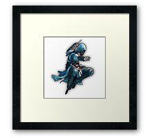 Altaïr, the first one Framed Print
