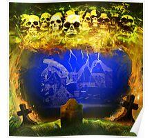 Halloween Saint-Vincent Poster