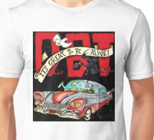 DRIVE BY TRUCKERS TOURS 8 Unisex T-Shirt