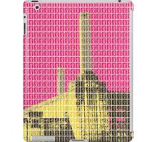 Battersea power Station - Pink iPad Case/Skin