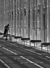 Mopping in the city by awefaul