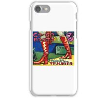 DRIVE BY TRUCKERS TOURS 9 iPhone Case/Skin