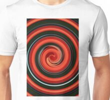 Abstract car reflection Unisex T-Shirt