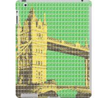 Tower Bridge - Green iPad Case/Skin
