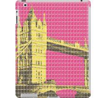Tower Bridge - Pink iPad Case/Skin