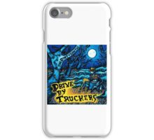 DRIVE BY TRUCKERS TOURS 10 iPhone Case/Skin