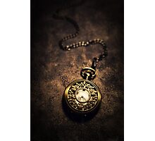 Ornamented pocket watch Photographic Print