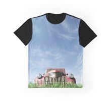 Red Truck Graphic T-Shirt