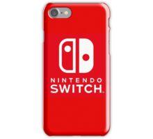 Nintendo Switch  iPhone Case/Skin