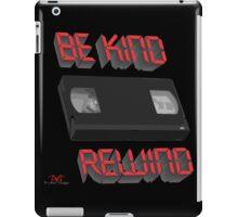 Be Kind Rewind Ver. 9 iPad Case/Skin
