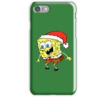 Spongebob Christmas iPhone Case/Skin