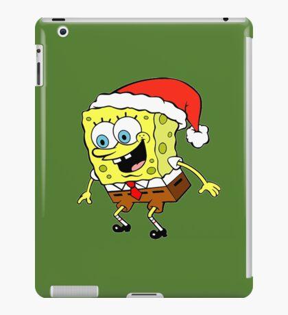 Spongebob Christmas iPad Case/Skin