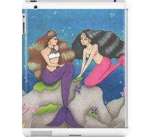 Mermaid Friends iPad Case/Skin