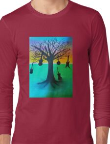 The music tree the original Long Sleeve T-Shirt