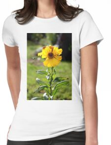 Flower n Fly Womens Fitted T-Shirt