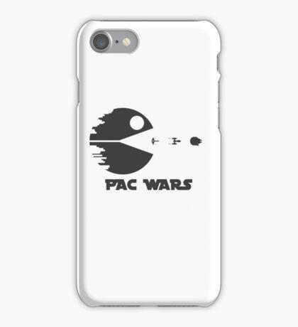 Pac Wars iPhone Case/Skin
