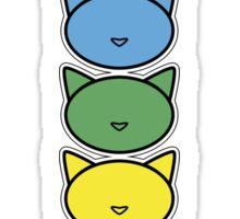 Meow Yoga Sticker