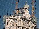 Fragmented reflection by awefaul