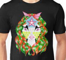 The Neon Alien Princess Unisex T-Shirt