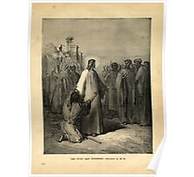 THE DUMB MAN POSSESSED - MATTHEW IX.32, 33 Poster