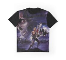Ash the evil slayer Graphic T-Shirt