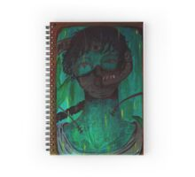 Third eye waking Spiral Notebook