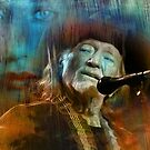 Blue Eyes Crying In The Rain by Mal Bray