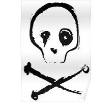 Skull and bones #2 Poster