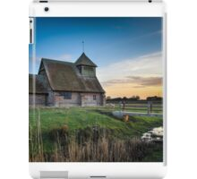 Fairfield Church iPad Case/Skin