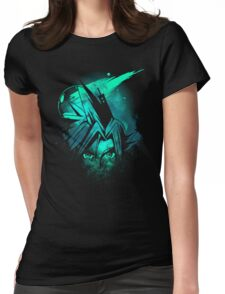 Meteor Womens Fitted T-Shirt