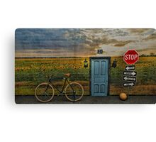 Never Stop Dreaming #4 Canvas Print