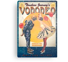 Vododeo album artwork Canvas Print