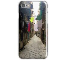 Washday in Naples 2 iPhone Case/Skin