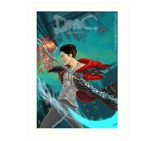DMC-Dante Art Print