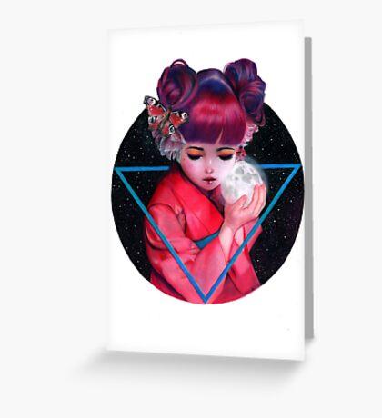 Cancer Zodiac Greeting Card