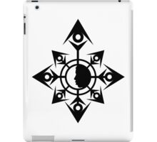Chaos Is The Answer iPad Case/Skin