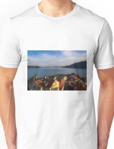 Old Town and The Sea Unisex T-Shirt