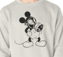 Mickey the GasMask Mouse Pullover