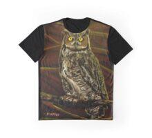Bubo: Owl of Ga'Hoole Graphic T-Shirt