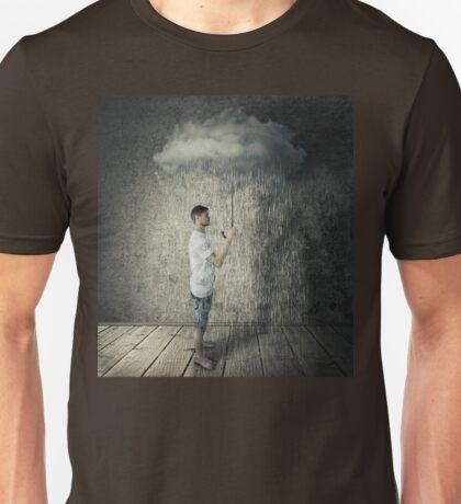 umbrella-cloud Unisex T-Shirt
