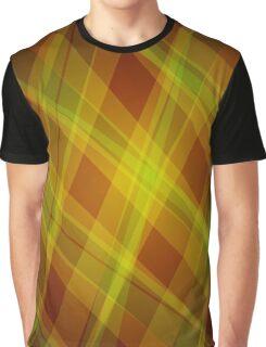 Bright Geometric Backdrop Graphic T-Shirt