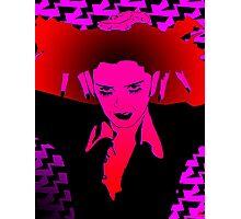 Rocky Horror Pop Art - A Domestic Photographic Print