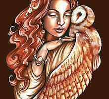 Owl Always Love You by Megan Mars