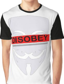 not obey Graphic T-Shirt