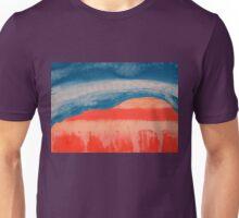 Ghost Ranch original painting Unisex T-Shirt