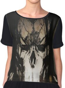 (DS2) Death -Other Artwork- Chiffon Top